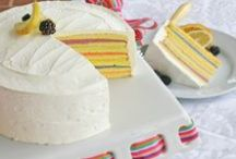 Summer Lovin' / Dreaming of warm weather and Summer vacations already!! / by Caroline's Cakes