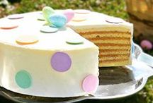 Easter / Here comes Peter Cotton Tail! / by Caroline's Cakes
