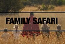Family Safaris / Asilia Africa offer an unforgettable safari experience for the whole family. Great offers in Kenya and Tanzania. / by Asilia Africa