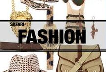 Safari Fashion / by Asilia Africa