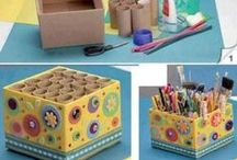 Craft Ideas / by Judy Gromatzky