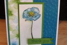 stampin'Up! Spring  / by Stamp & Scrap with Frenchie