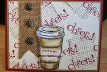 Stampin'Up! cards / by Stamp & Scrap with Frenchie