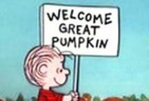 Halloween, Thanksgiving, and Fall! / by Julia Kammerdiener Ekpo