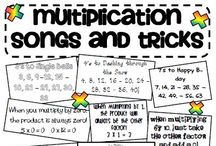 Multiplication / by April