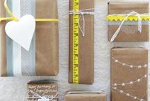 Wrap it Up / by Hannah Janzen (nee Robinson)