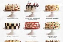 c a k e s . / Cakes, Cupcakes, Frosting & Fillings :D / by Heather Nolan | Mmm... is for Mommy