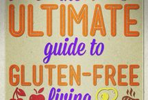 Gluten Free Resources / Gluten Free Resources and Information for living gluten free / by April