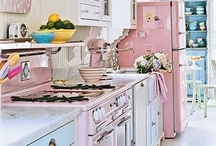 KITCHENS / ~Kitchens and all special items that make them lovely... / by Diane Marecki Casteel