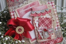 PAPER CRAFT / Gift tags, Cards, Scrapbooking, Journals, love all forms of paper craft !!!! / by Tracey Eggers
