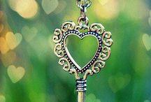 ~ HEARTS ~ / by Diane Marecki Casteel