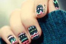 Nail Art / by Sandi Johnston