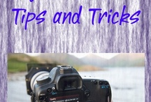 Photography {Tips~Tricks~Ideas} / by Penny Wofford Lambert (Miss Penny Whistle Creations)