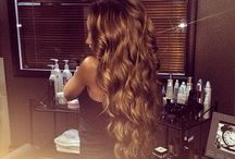 long hair don't care / by Chassy Ramirez
