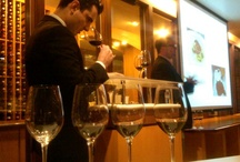 Sommelier & Wine / Under the expert guidance of master sommeliers, in a well-appointed wine tasting classroom, you'll learn the finer points of selecting, evaluating, pairing, and pouring wines from around the world. 