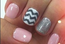 Nails! / by Ashley McNeely