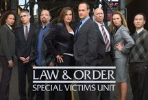 Law and Order SVU / I am a HUGE law and order svu fan, idk why but i am:)!!! / by Maddie Gerber