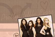 Pretty Little Liars / A's Back Bitches, tv show on ABC Family / by Maddie Gerber