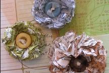 flower power crafts / by 2 funkychix