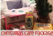 Care Package Ideas / by Abbey