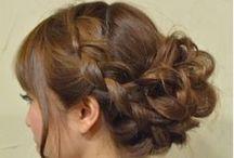 hair. / by Hannah