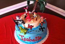 Jett's Pirate Birthday #4 / by Kira Cox