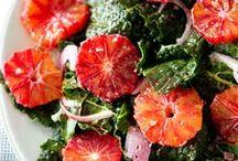 ~salads~ / by CycleRun11