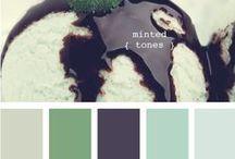 Color Palettes / by S.J. Collins