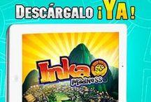 WE ♥ #VIDEOGAMES  / Magia Digital incursiona en el campo de los videojuegos con #InkaMadness y Tadeo. #games #peru #inkamadness / by MagiaDigital