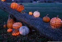 Autumn,Thanksgiving & Halloween / by Sherri Patterson