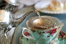 Tea time / by Ana Lúcia Neves Mancini