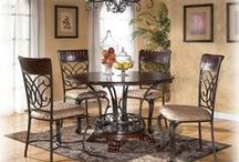 Time to Dine / Dining Rooms & Family Dinners / by Ashley Furniture HomeStore