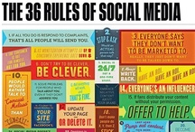 Social Media / Get Social Media Savvy / by Jean Lee