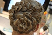 lovely hair / by Lauren Abruzzo