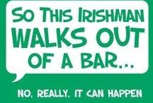 St Patrick's/ Irish fun / by Bonnie Gooley