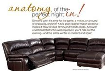 Family Night  / Home Entertainment has Never Been More Comfortable.  / by Ashley Furniture HomeStore