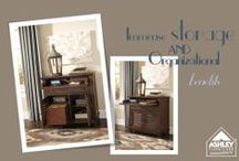 Working for the Weekend / Create the perfect home office...  / by Ashley Furniture HomeStore