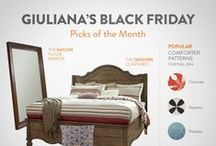 Giuliana's Black Friday Picks / Check out Giuliana's Black Friday favorites! / by Ashley Furniture HomeStore
