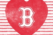 Red Sox / Baseball is not a life-and-death matter but the Red Sox are. ~Mike Barnicle~ / by Claire Van Vranken