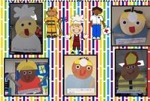 Reading - Kindergarten / by Emily Wilson