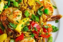 Asian Dishes / by Karen Wilson