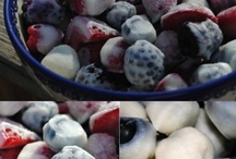 Snacks / by Karen Wilson