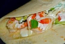 Made with a Tortilla / by Karen Wilson