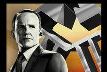 Marvels Agents of S.H.I.E.L.D. / by Micheal Capaldi