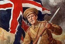 World War I / by Micheal Capaldi