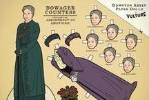 Downton Abbey / by Bonnie Carroll Nelson