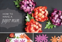DIY Tutorials / DIY tutorials for weddings, paper crafts, parties, and more! / by Elli