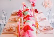 Baby Showers, Bridal Showers, and Parties / by Ansley Chappell Ellington