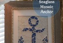 DIY Beach Decor and Crafts / DIY Beach Crafts | Coastal Crafts | Nautical Crafts and Supplies    **Everyone is welcome to join. For an invite FOLLOW THIS BOARD FIRST, then visit http://promotemyshop.blogspot.com/ where you will find a board invitation form)** / by Dana (CereusArt Coastal Decor)