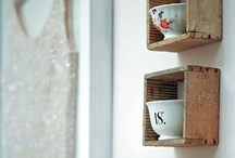 nooks / ... and drawers / by Hope Wallace Karney